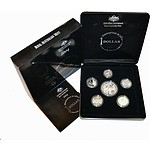 Australian 2004 Masterpieces In Silver Proof Set
