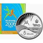 Australian 2006 Silver Proof $5