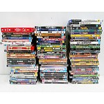 Large Bulk Lot of DVD's, Playstation 2 Games, Blue Ray Disc Movies and CD's RRP Over $700