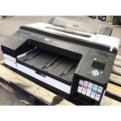 Epson Stylus Pro 4900 Colour Wide Format Printer