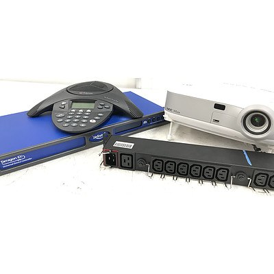 Bulk Lot of IT, Audio & Office Equipment