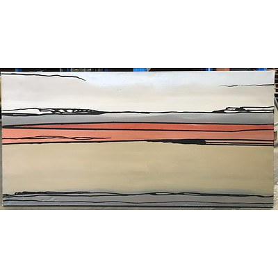 Mont Marte Painted Print on Canvas