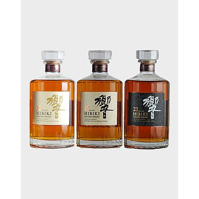 L91 - 50 Years of Hibiki - The Ultimate Japanese Whisky Collection