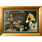 Piece of the action - Stephen Larkham limited edition print