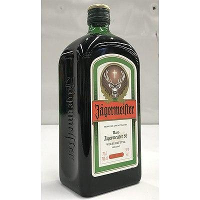 700ml Bottle Jagermeister Liqueur