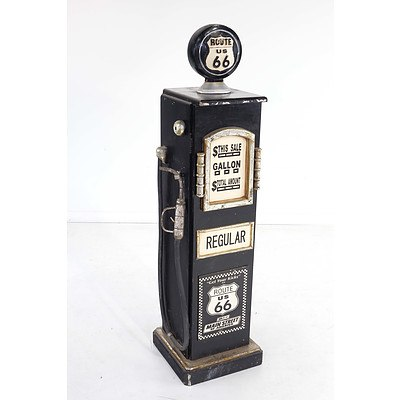 Small Route US 66 Bowser CD Holder