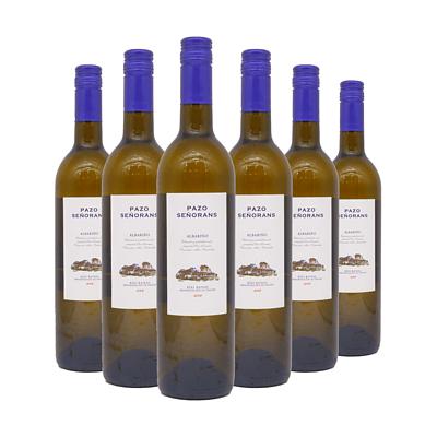 Case of 6x 750ml Bottles of 2012 Pazo Senorans Albarino - RRP: $252