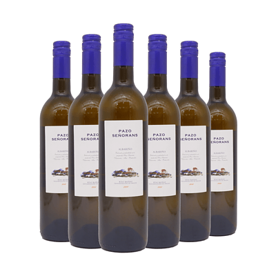 Case of 6x 750ml Bottles of 2011 Pazo Senorans Albarino - RRP: $252