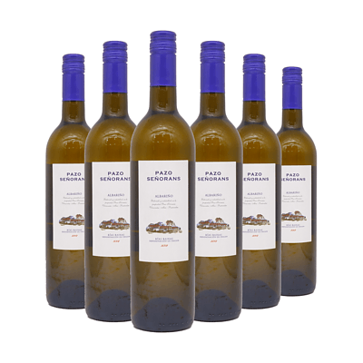 Case of 6x 750ml Bottles of 2012 Pazo Senorans Albarino - RRP: $252