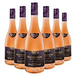 Case of 6x 750ml Bottles of 2009 Magnien Bourgogne Rose - RRP: $180
