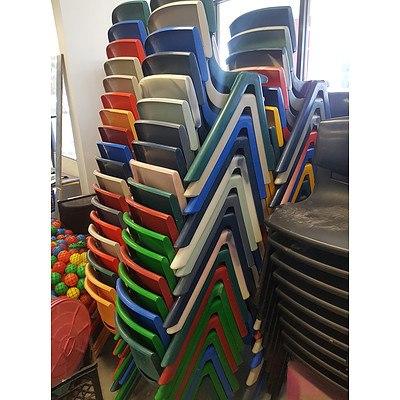 Sebel Postura Chairs - Lot of 85+