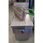 Frymaster WH-90 Single Well Deep-Fryer