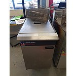 Blue Seal Vee Ray GT46 Twin Well Deep-Fryer