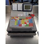 Sharp UP700 POS Terminal with Cash Drawer