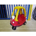 Little Tikes Cozy Coupe - Lot of 6