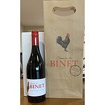 Case of Domaine de Binet Shiraz Muscat Touriga (red) - Valued at $168
