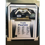 2017 Brumbies Jersey - Signed and framed