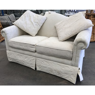 Drexel Heritage Two Seater Sofa