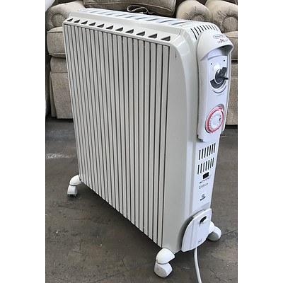 DeLonghi Dragon 3 2400w Column Oil Heater