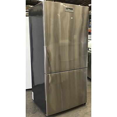 Westinghouse Viruoso 505 Litre Stainless Steel Fridge/Freezer