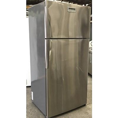 Westinghouse Viruoso 520 Litre Stainless Steel Fridge/Freezer