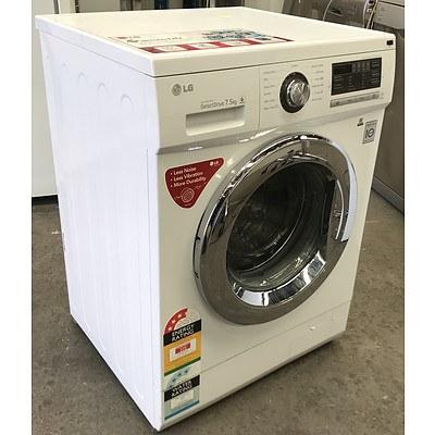 LG Inverter Direct Drive 7.5kg Front-Loader Washing Machine