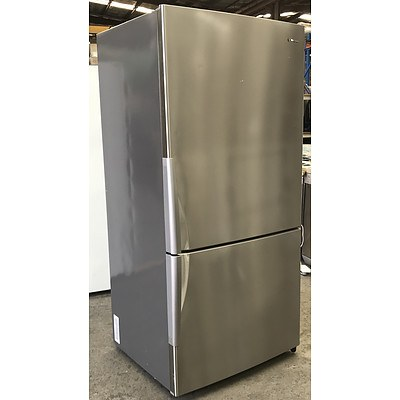 Westinghouse 510 Litre Stainless Steel Fridge/Freezer