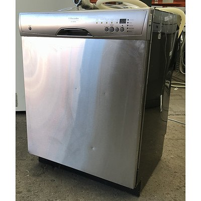Electrolux Dishlex Stainless Steel Dishwasher