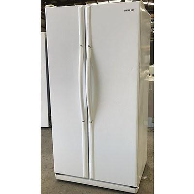 Samsung 535 Litre Side-by-Side Fridge/Freezer