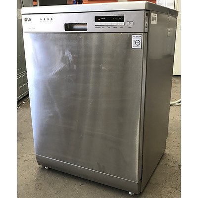 LG Inverter Direct Drive Stainless Steel Dishwasher