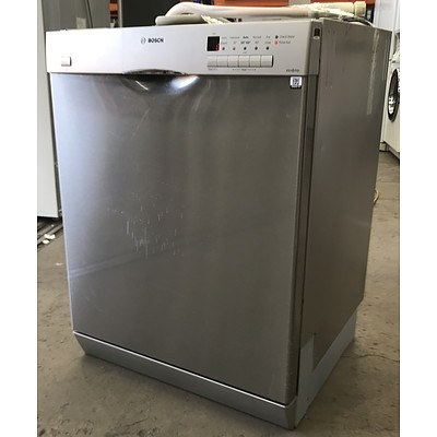Bosch Lifestyle Automatic Stainless Steel Dishwasher