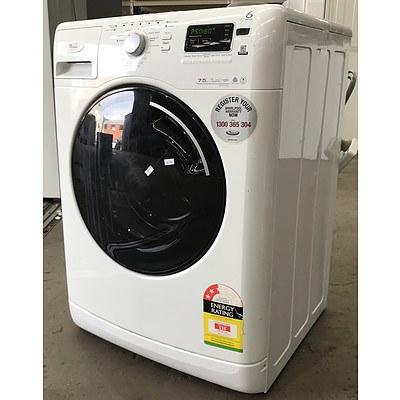 Whirlpool 6th Sense Anti-Bacterial 7.5kg Front-Loader Washing Machine
