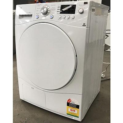 LG Sensor Dry 8.0KG Clothes Dryer