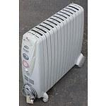 DeLonghi Rapido 2400 Watt Column Oil Heater