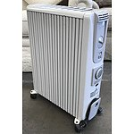 DeLonghi 2400 Watt Column Oil Heater