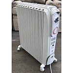 DeLonghi Dragon 3 2400w Column Oil Heater