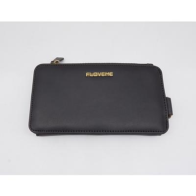 Floveme Leather iPhone X Wallet