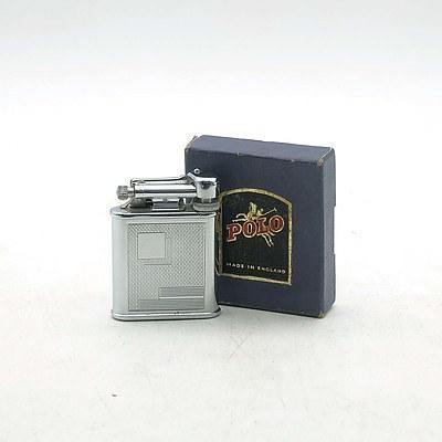 Vintage Polo Fuel Cigarette Lighter with Original Box