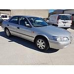 9/2000 Toyota Camry CSi SXV20R 4d Sedan Silve 2.2L
