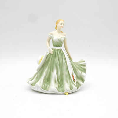 The English Ladies Company December Figure