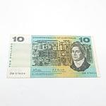 Scarce Commonwealth of Australia $10 Star Note, Phillips/Randall ZSH07803*