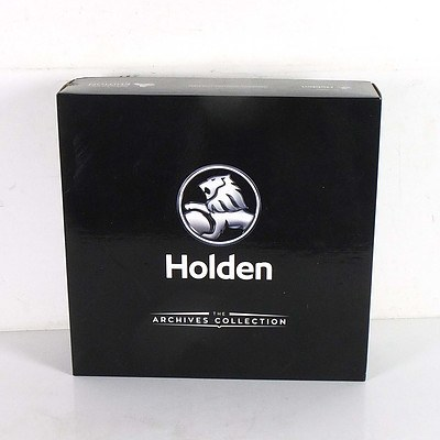 Holden The Archives Collection, Collectors Edition