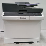 Lexmark CX310dn Colour Multi-Function Printer & Cartridges