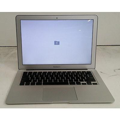 Apple (A1369) 13-Inch Core 2 Duo (SL9400) 1.86GHz MacBook Air