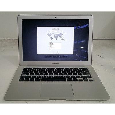 Apple (A1369) 13-Inch Core i5 (2557M) 1.70GHz MacBook Air