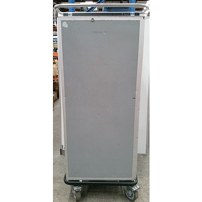 Scanbox Insulated Hot Food Transport Cabinet