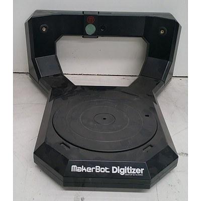 MakerBot Digitizer Desktop 3D Scanner - Lot of Two