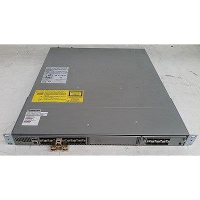 Cisco Catalyst (WS-C4500X-16SFP+ V04) 4500-X Series 16-Port 10 Gigabit Ethernet Fibre Channel Switch