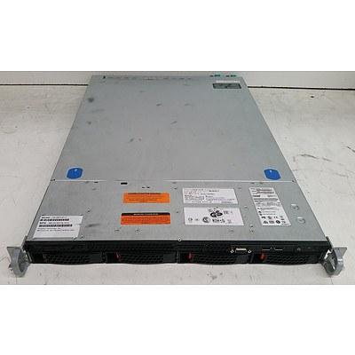 Riverbed Steelhead (CXA-03070-B110) Network Appliance