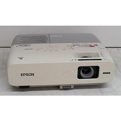 Epson (EB-826W) WXGA 3LCD Projector